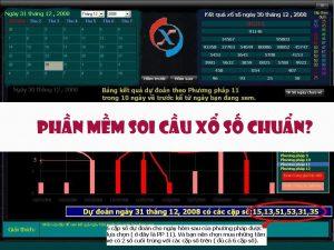 phần mềm lô đề siêu chuẩn