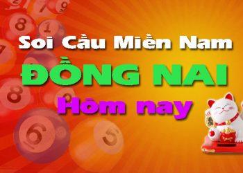Soi cầu XSMN đài Đồng Nai hôm nay