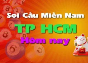 Soi cầu XSMN đài Hồ Chí Minh hôm nay