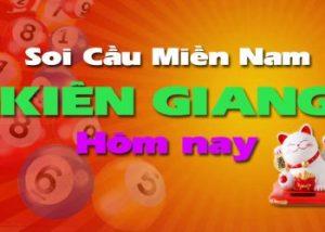 KQ XSMN đài Kiên Giang hôm nay