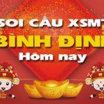 Soi cầu XSMT đài Bình Định hôm nay