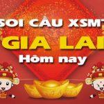 Soi cầu XSMT đài Gia Lai hôm nay