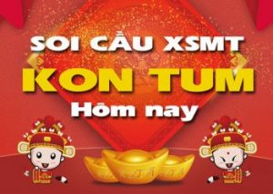 Soi cầu XSMT đài Kon Tum hôm nay