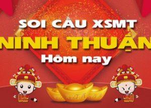 Soi cầu XSMT đài Ninh Thuận hôm nay