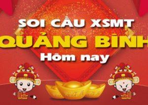 Soi cầu XSMT đài Quảng Bình hôm nay