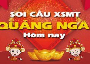 Soi cầu XSMT đài Quảng Ngãi hôm nay