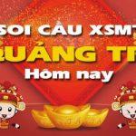 Soi cầu XSMT đài Quảng Trị hôm nay