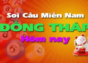 Soi cầu XSMN đài Đồng Tháp hôm nay