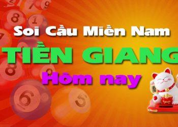 Soi cầu XSMN đài Tiền Giang hôm nay