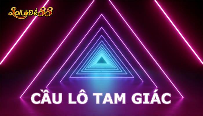 cầu lô tam giác